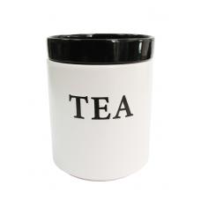 Банка для сыпучих (для чая) Milika Black Stone Tea 700мл M04130-BP-T