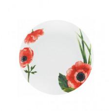 Тарелка обеденная Luminarc Blooming 25см P3495