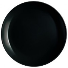 Тарелка подставная Luminarc DIWALI BLACK 27,3см P0786