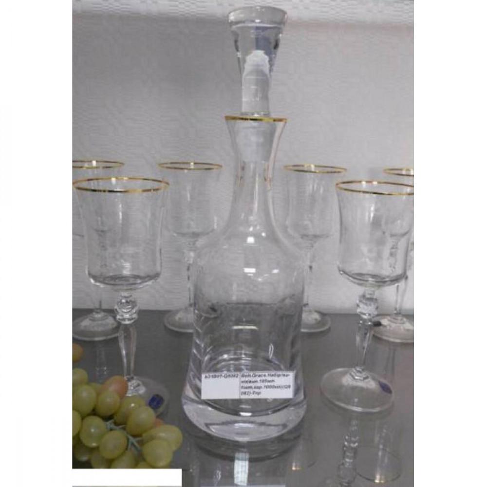 Набор для вина Bohemia Grace - 7пр. b31B07-Q8082