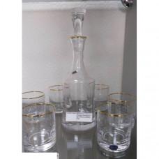 Набор для виски Bohemia Grace-7пр. b31B07-Q8082