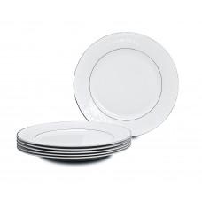 Набор тарелок десертных Astera Aria 18,5см-6шт A05230-GC11048