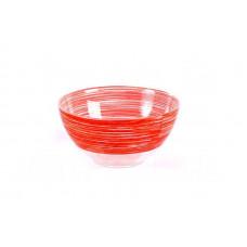 Салатник Luminarc Brush Mania Red 13,2см P1377