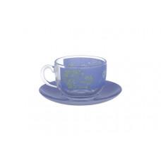 Чайный сервиз Luminarc EVOLUTION PURPLE 220мл-12пр P6877