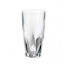 Набор стаканов для воды Bohemia Barley twist 390мл-6шт 2KE89 99V75 390
