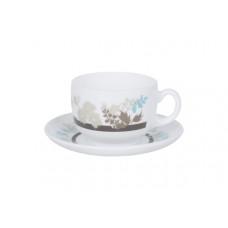 Чайный сервиз Luminarc ESSENCE FOLIAGE 220мл-12пр P6914