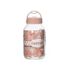 Диспенсер для напитков HEREVIN Beverage PINK 3л 137600-508