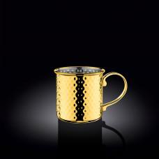 Кружка Wilmax.St.Steel Golden 450мл WL-552211