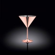 Бокал для мартини Wilmax.St.Steel Copper 300мл WL-552306