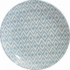 Тарелка десертная Milika Thai Silk Skiey 19см M0470-26-S4