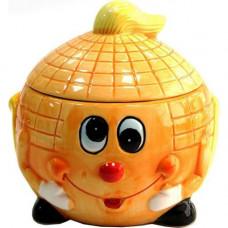 Банка для сыпучих Milika Smile Corn 500мл Color M07130-EDB127-A