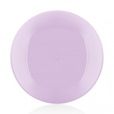 Тарелка пластиковая BAGER CLOVER MIX 20см BG-404
