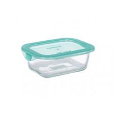 Емкость для еды прямоугольная Luminarc Keep'n'Box 380мл P5519
