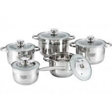 Набор посуды Krauff 10 пр 26-238-024