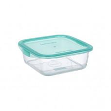 Емкость для еды квадратная Luminarc Keep'n'Box 1220мл P5520