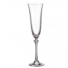 Набор бокалов для шампанского Bohemia Asio (Alexandra) 190мл-6шт 1SD70 00000 190