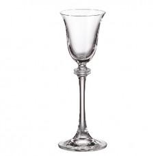 Набор рюмок для ликера Bohemia Asio (Alexandra) 60мл 6шт 1SD70 00000 060