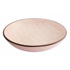 Миска суповая Astera Engrave Pink 20см A0440-HP22-SP