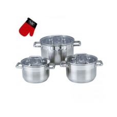 Набор посуды  Krauff Verlass 6 пр  26-238-002