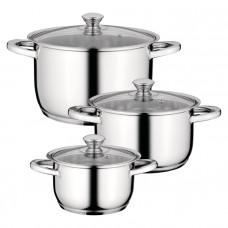 Набор посуды BergHoff Gourmet 6пр. 1100245