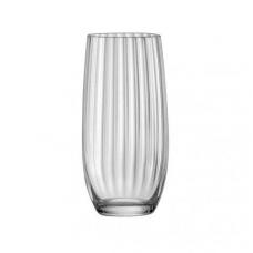 Набор стаканов высоких Bohemia Waterfall 350мл-6шт b25180-opt22