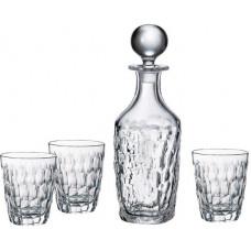 Набор для виски Bohemia Marble 7пр b99999-99W24