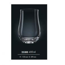 Набор стаканов высоких Bohemia Tulipa 450мл-6шт 25300 450