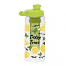 Бутылка для воды HEREVIN LEMON-DETOX TWIST 1л 161548-001