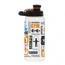 Бутылка для воды HEREVIN GYM TWIST 1л 161549-013