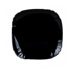 Тарелка суповая Luminarc LOTUSIA BLACK 20,5см P7064