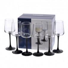 Набор бокалов для вина Luminarc CONTRASTO 250мл-6шт P8922