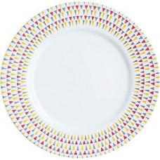 Тарелка обеденная Luminarc TRIGONE 26,5см P0356