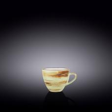 Чашка Wilmax SPIRAL PISTACHIO 300 мл WL-669136 / A