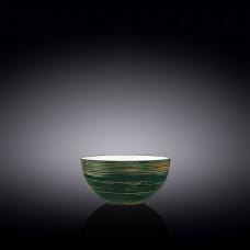 Салатник Wilmax SPIRAL GREEN  19 см WL-669532 / A