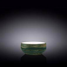 Супница Wilmax SPIRAL GREEN 12.5 см WL-669538 / A