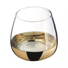 Набор стаканов Luminarc СИР ДЕ КОНЬЯК ЭЛЕКТРИЧЕСКОЕ ЗОЛОТО 300мл-4шт P9303/1