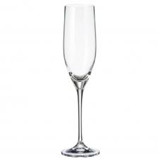 Набор бокалов для шампанского Bohemia Sitta (Stella) 240мл-6шт 1SF60 00000 240