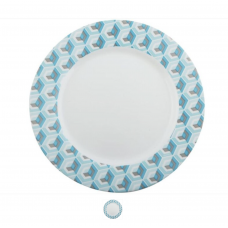 Тарелка обеденная Luminarc Astelia Blue 26,5см P4293