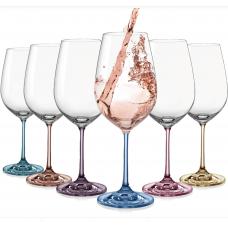 Набор бокалов для вина Bohemia Spectrum 550мл-6шт b40729-382222