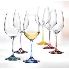 Набор бокалов для вина Bohemia Spectrum 350мл-6шт b40729-382222