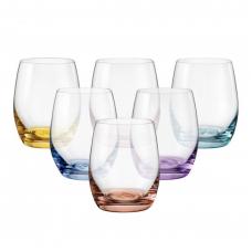 Набор стаканов для виски Bohemia Spectrum 300мл-6шт b25180-D4696