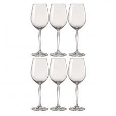 Набор бокалов для вина Bohemia Keira 440мл-6шт 40837 440