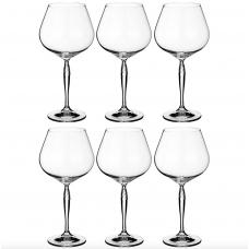 Набор бокалов для вина Bohemia Keira 570мл-6шт 40837 570