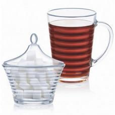 Набор чайный Luminarc Rynglit 8пр P2694