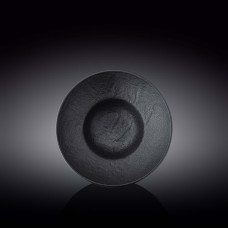 Тарелка глубокая WILMAX SLATESTONE BLACK 20см/800мл WL-661112 / A