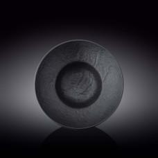 Тарелка глубокая WILMAX SLATESTONE BLACK 22,5см/1100мл WL-661113 / A