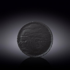 Тарелка круглая WILMAX SLATESTONE BLACK 20,5см WL-661124 / A