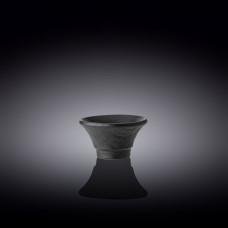 Емкость для соуса WILMAX SLATESTONE BLACK 7,5х4см WL-661134 / A