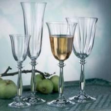 Набор бокалов/креманок Bohemia Angela Optic 280мл(20787)-6шт