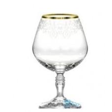 Набор бокалов для коньяка Bohemia Victoria 380мл (437685)-6шт